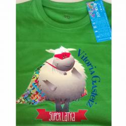 Camiseta niño - superlatxa...