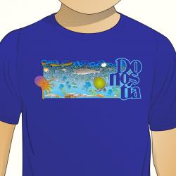 Camiseta del mar Donostia