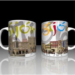 Gijón Mug - Revillagigedo...