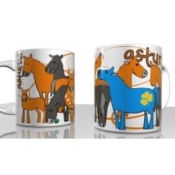Asturcones Mug