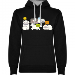 Woman sweatshirt - Cool Chat