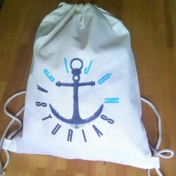 Backpack Asturias's Anchor