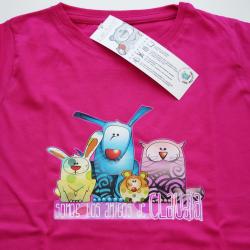 T-shirt girl - Somos los...