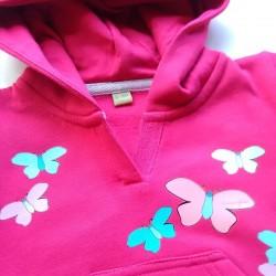 Hooded sweatshirt -...