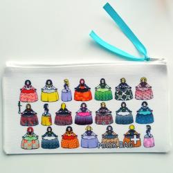 Mask bag - Meninas