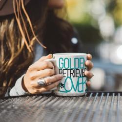 Mug Golden Retriever lover-...