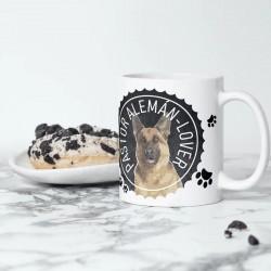 German Sheperd lover Mug -...